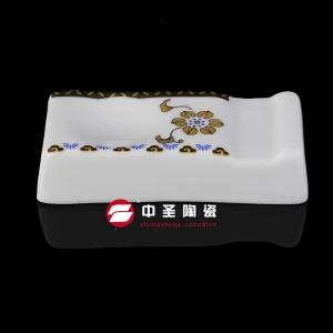 金芙蓉两用筷架