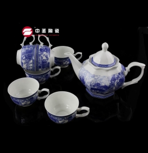 八梭茶具园林ZS095