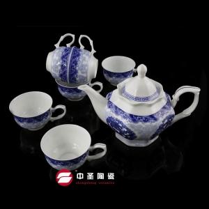 八梭茶具青龙ZS095